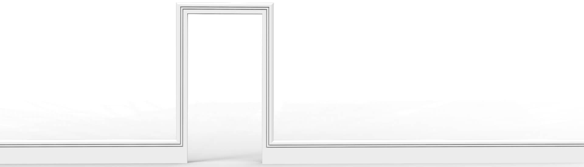 Grooved MDF Architrave