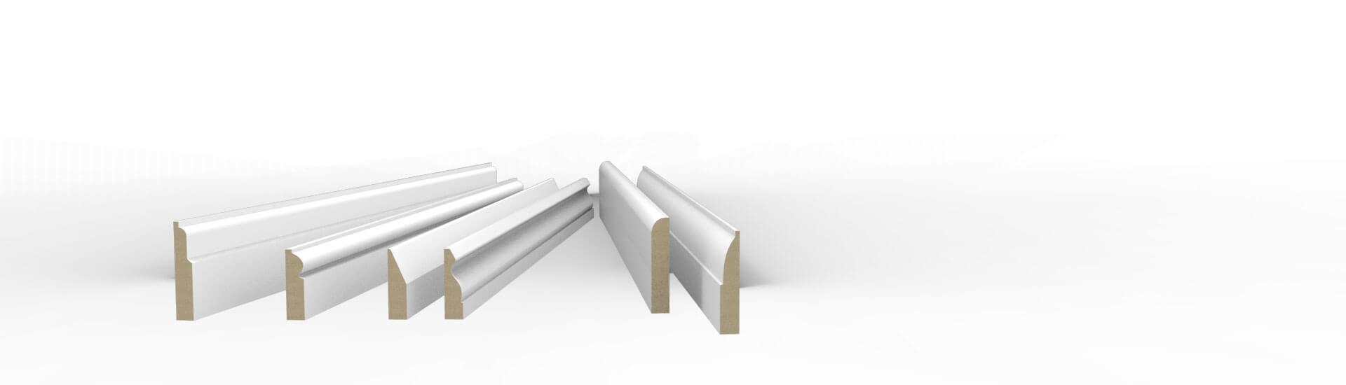 Traditional MDF Architrave