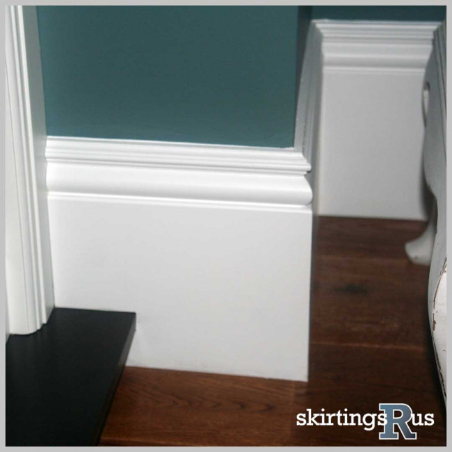 victorian mdf skirting board