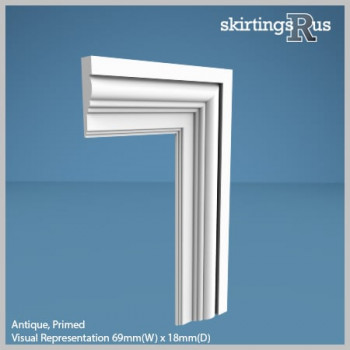 Antique MDF Architrave