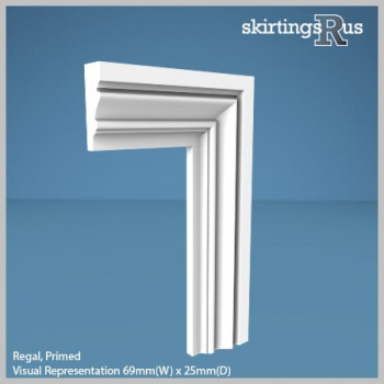 Regal MDF Architrave