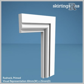 Rushock MDF Architrave