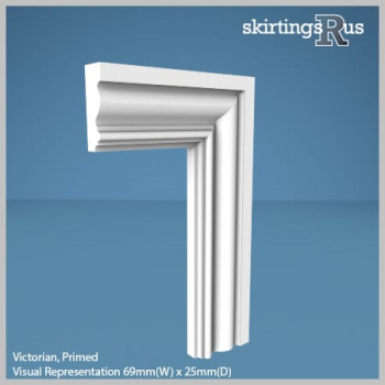 Victorian MDF Architrave