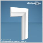 Swallow MDF Architrave