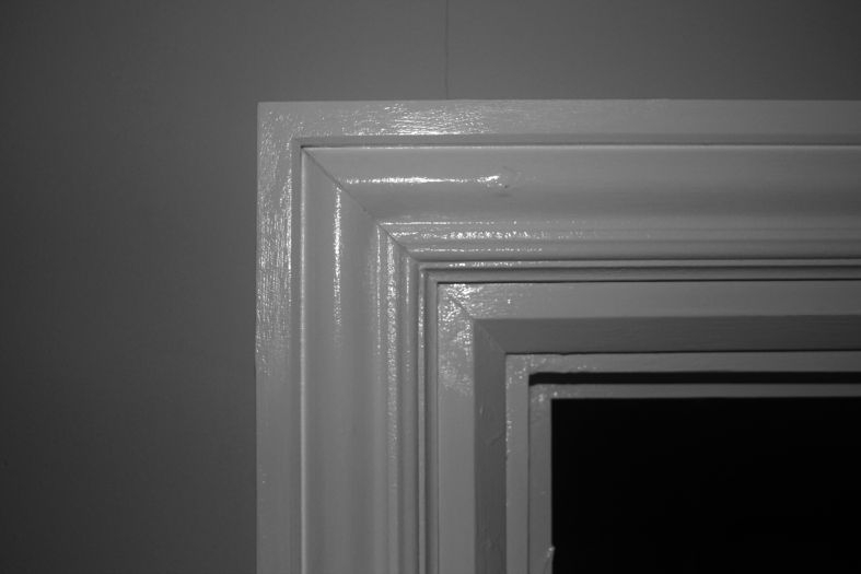 Architrave Mitre Joint