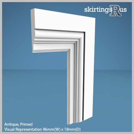 Antique Architrave from Skirtings R Us