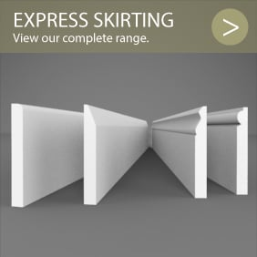 Express MDF Skirting Board Lengths