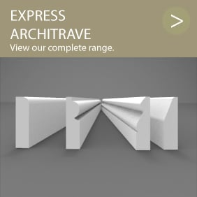 Express MDF Architrave lengths.