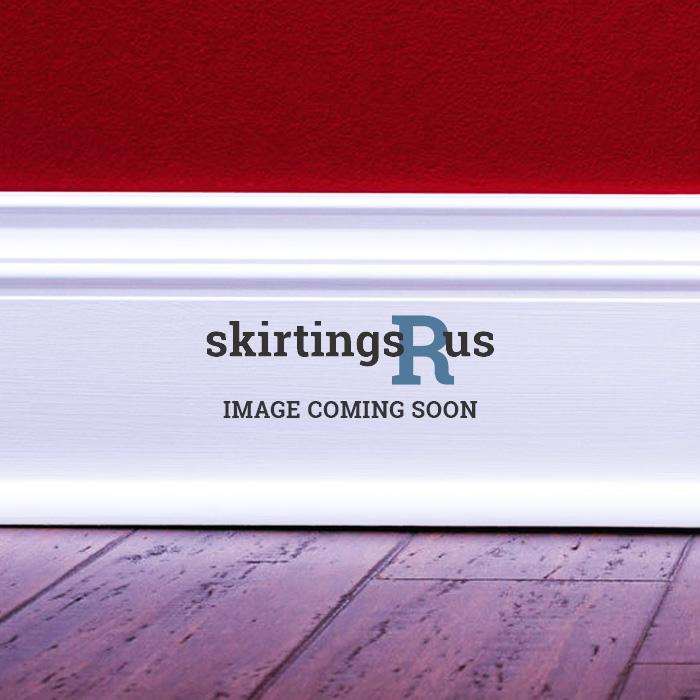 Veneered architrave around a doorway